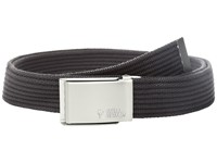 Fjall Raven Merano Canvas Belt Dark Grey Belts Gray