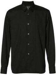 Comme Des Garcons Homme Plus Button Up Shirt Black
