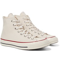 Converse 1970S Chuck Taylor All Star Canvas High Top Sneakers Off White