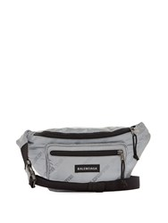 Balenciaga Power Of Dreams Print Belt Bag Grey