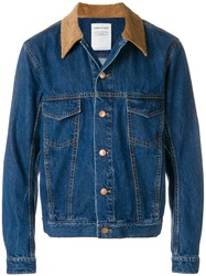 A Kind Of Guise Classic Denim Jacket Blue