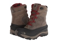 The North Face Chilkat Ii Removable Weimaraner Brown Cherry Stain Brown Men's Boots