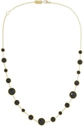 Ippolita Lollipop Lollitini 18 Karat Gold Onyx Necklace
