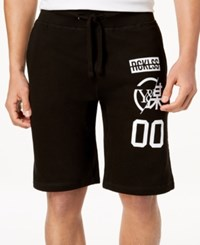 Young And Reckless Osaka Sweatshorts Black