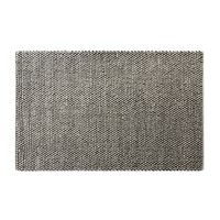 Blu Dot Dollop Rug Natural Natural 9' X 12' Grey Red Purple
