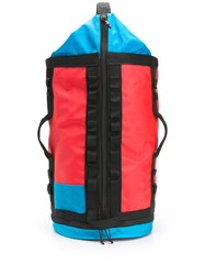 The North Face Zip Up Block Colour Backpack 60