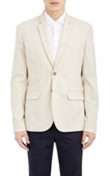 Atm Anthony Thomas Melillo Stretch Two Button Sportcoat Yellow