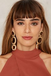 Third Time's A Charm Drop Earrings 76112