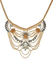 Only Onlbana Necklace Goldcoloured