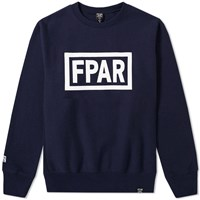 Fpar Bold Crew Sweat Blue