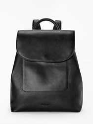 Modalu Alice Leather Backpack Black