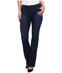 Liverpool Contour Shaper Lucy Boot Cleveland Dark Blue Women's Jeans