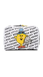Le Sport Sac Lesportsac Extra Large Rectangular Cosmetic Case Little Miss Voyager
