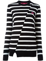 Mcq By Alexander Mcqueen 'Swallow' Jumper Black