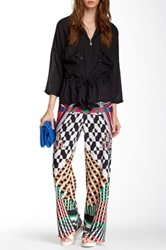 Romeo And Juliet Couture Printed Palazzo Pant Multi