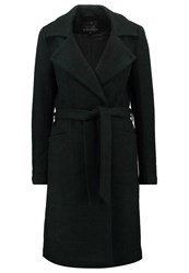 Only Onlimpression Classic Coat Scarab Dark Green