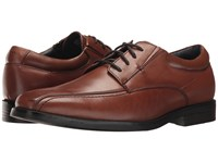 Dockers Endow 2.0 Whiskey Polished Full Grain Men's Shoes Brown