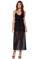 Liv Grace Maxi Dress Black
