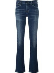 Citizens Of Humanity Bootcut Jeans Blue