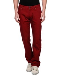 Zegna Sport Denim Pants Azure