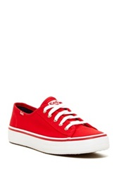 Keds Double Up Sneaker Red