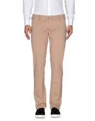 Cycle Casual Pants Skin Color