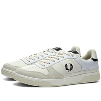 Fred Perry B300 Leather Sneaker White