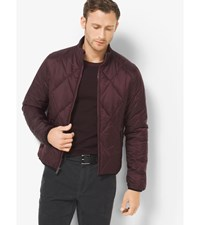 Packable Quilted Nylon Down Jacket