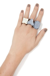 Nasty Gal 8 Other Reasons Rewind Ring Set