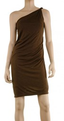 Leon Max Twisted Jersey Goddess Dress