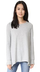 Soft Joie Lucai Sweatshirt Light Heather Grey