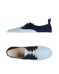 George J. Love Footwear Low Tops And Trainers Women Blue