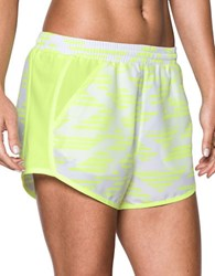 Under Armour Geometric Active Shorts Brown