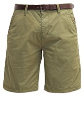 S.Oliver Shorts Burnt Olive Khaki