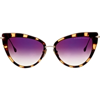 Dita Heartbreaker Sunglasses Brown