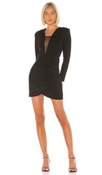 Elliatt Prosper Dress In Black.
