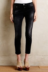 Anthropologie Closed Baker Skinny Jeans Black Faded 27 Pants