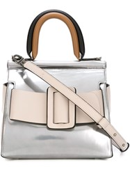 Boyy 'Karl' Tote Bag Metallic