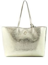 Jimmy Choo Nine2five Metallic Tote 60