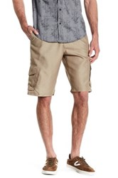 Burnside Cargo Short Beige