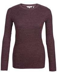 Fat Face Sofia Crew Neck Jumper Ganache
