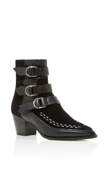 Isabel Marant Dickey Ankle Boot Black