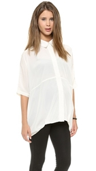 Hatch The Button Down Shirt Ivory