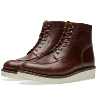Grenson Grover V Boot Brown