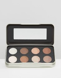 Barry M Get Shapey Brow And Eyeshadow Tin Multi