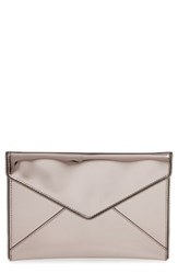 Rebecca Minkoff Leo Patent Leather Envelope Clutch
