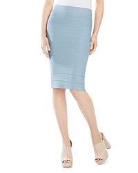 Bcbgmaxazria Bandage Pencil Skirt 100 Bloomingdale's Exclusive Shadow Blue