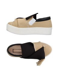 Ndegree 21 Sneakers Beige