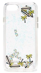 Rebecca Minkoff Surf Icon Waterfall Iphone 7 Case Surf Icon Pieces Holographic