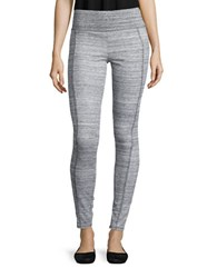 Alternative Apparel Textured Thermal Leggings Urban Grey